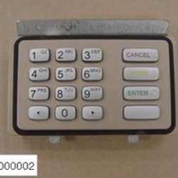 Picture of Hyosung 1500 Version 2 PCI Keypad - Refurbished
