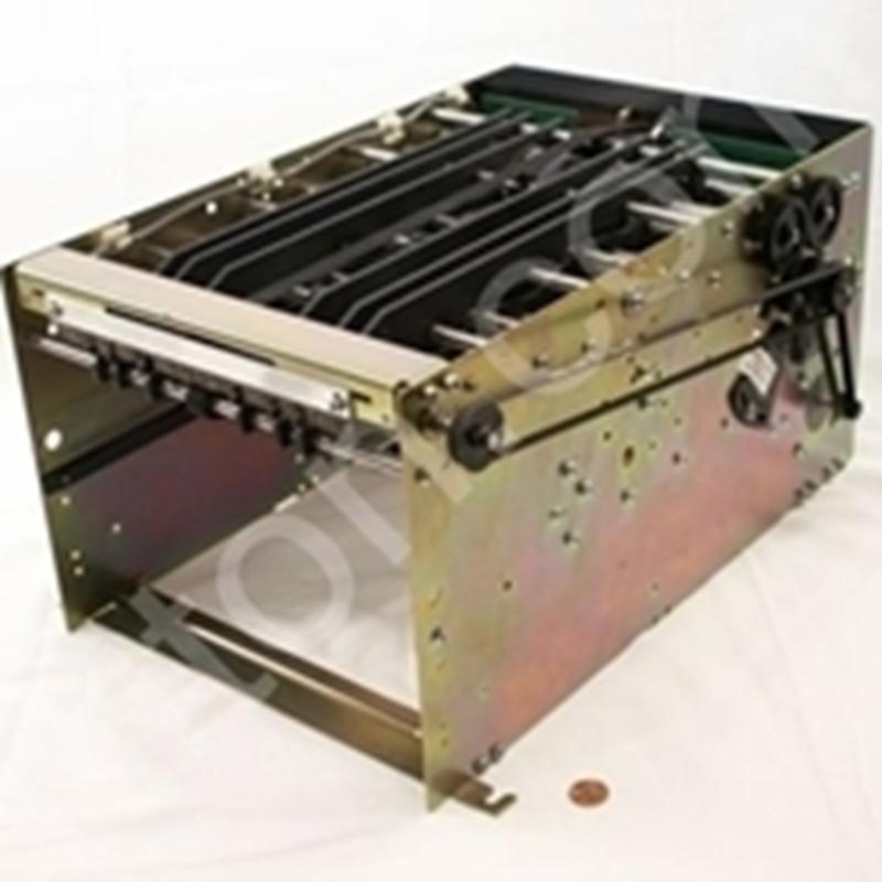 Refurbished SDD cash dispenser without cassette or loading tray.