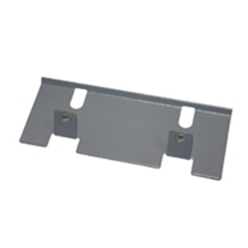 Top door note guide for cash tray for Genmega and Hantle ATM models.