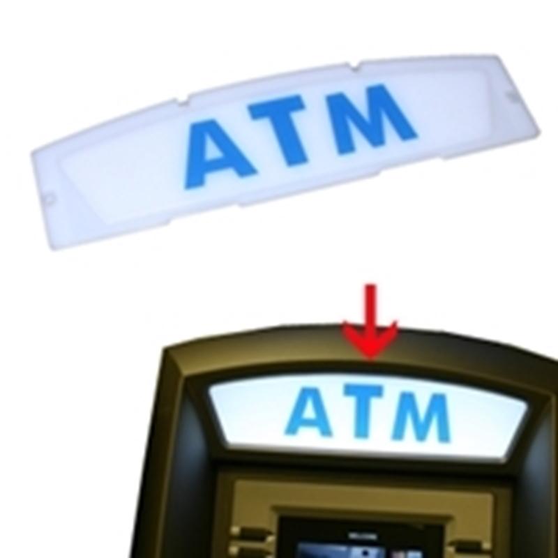 Topper panel for Hantle ATM models
