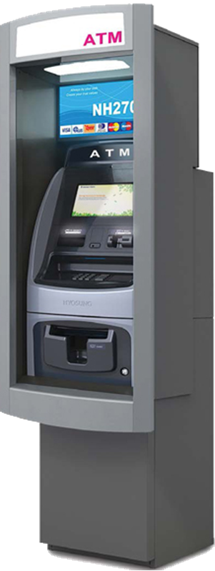 Picture of Nautilus Hyosung NH 2700T ATM