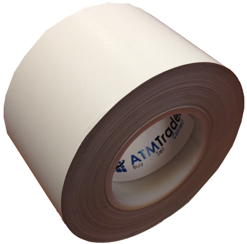 Keep your ATM printer working for years with our high quality, double sided thermal receipt paper. NEVER lose ATM revenue and inconvenience your customers for something as minor as lack of paper. Stock up now!