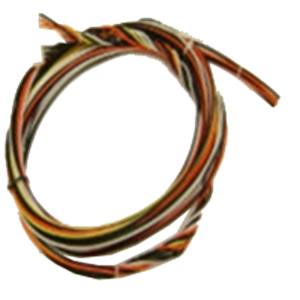 Nautilus Hyosung CDU power cable for MB 1500, MB 1000, MB 2000, and MB 2100T. Connects from the power supply to the CDU
