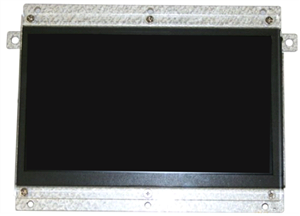 "8"" wide LCD assembly for Triton Traverse ATM model. LCD panel and brackets only."