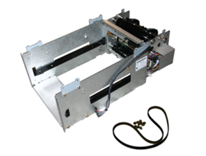 HCDU cassette feed module, without cassette for Genmega and Hantle ATM models. Works on HCDU and CDU's only.