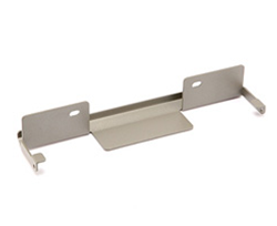 Clear cover and bracket for the NH MB 1500 For drawer or 1000 note cassette. This clear cover mounts to the safe door.