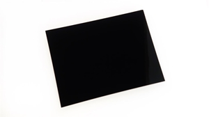 Black screen protector for Triton ATM models - View 1