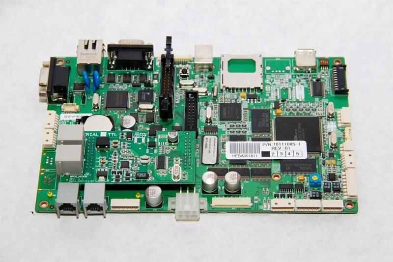 Mainboard MB C400 mainboard. Mainboard has a 64 MB memory - View 1