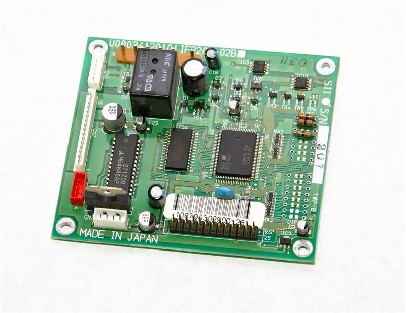 Receipt printer controller board PCB for Triton 9100 & Mako ATM models - View 1