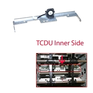 Cash dispenser sensor, inner side sensor and bracket for ultrasonic TCDU.