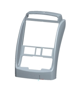 Give your ATM a brand new and appealing look by simply replacing the upper fascia. Inner grey fascia mold for NH 2700CE.