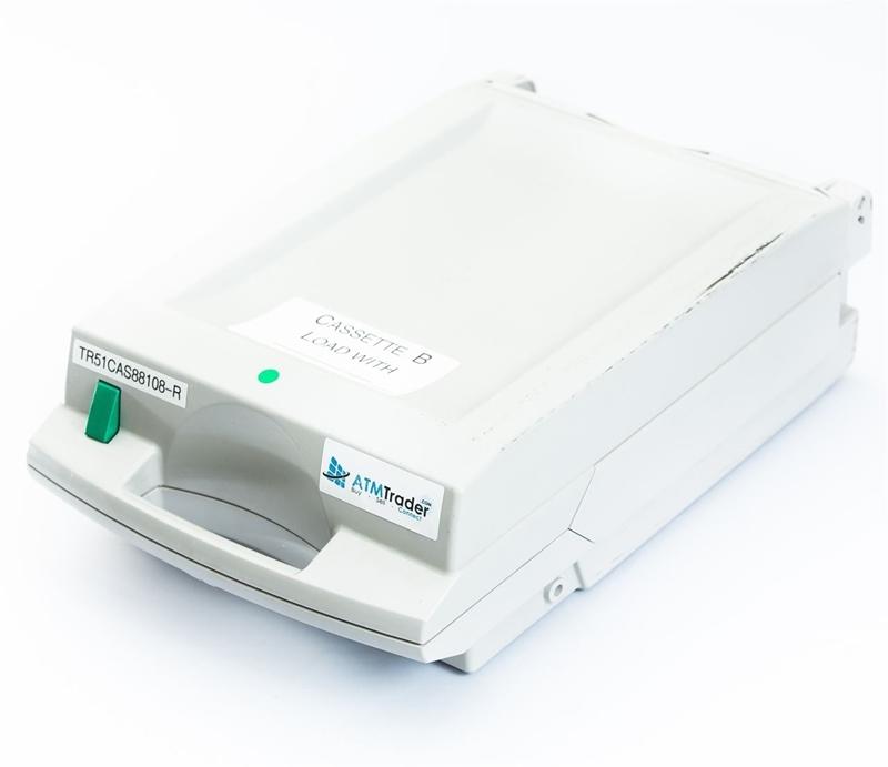 Refurbished Triton NMD Cassette for De La Rue NMD 50 Cash Dispenser - View 1