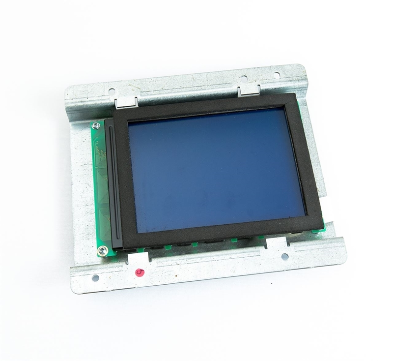 Triton 9100 Monochrome LCD Assembly - View 1