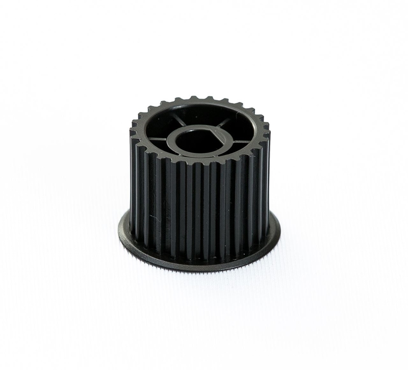 Exit roller pulley gear for Nautilus Hyosung cassette style dispensers - View 1