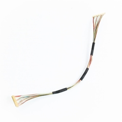 I/F board video cable for Nautilus Hyosung.