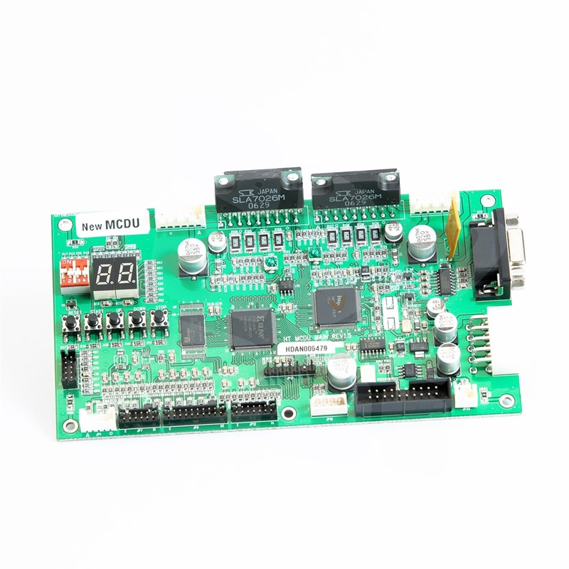 Picture of Ultrasonic MCDU Control Board