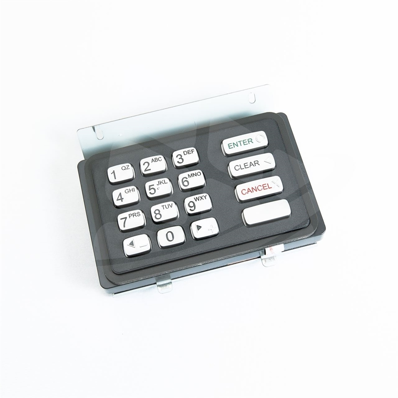 PCI certified keypad for Nautilus Hyosung NH 2700CE, NH 2700T ATM's.