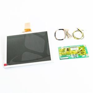1800SE LCD revision upgrade kit for Nautilus Hyosung.  Includes the LCD, inverter, inverter cable and flex cable.