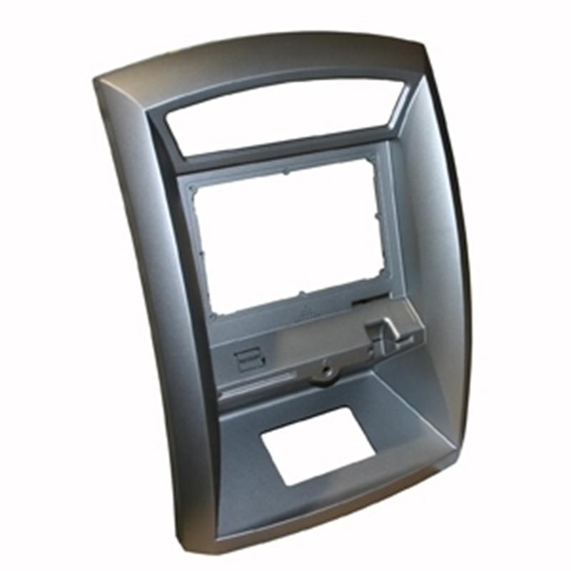 Upper bezel fascia for 17000 and 1700W Hantle ATM models.