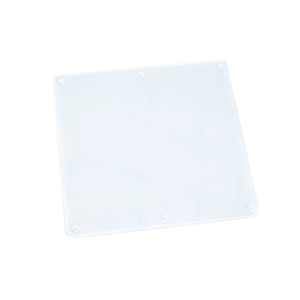 "5.7"" clear plastic screen protector for Nautilus Hyosung ATM models - View 1"