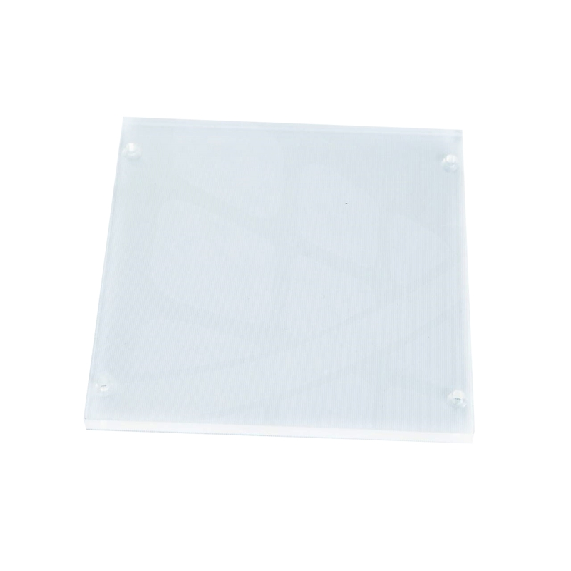 Nautilus Hyosung acrylic LCD clear protective cover for MB 1500 and NH 2100T ATM models - View 1
