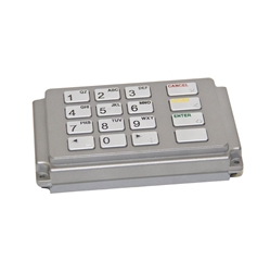 Refurbished Hantle keypad meets all Visa and PCI requirements - View 1