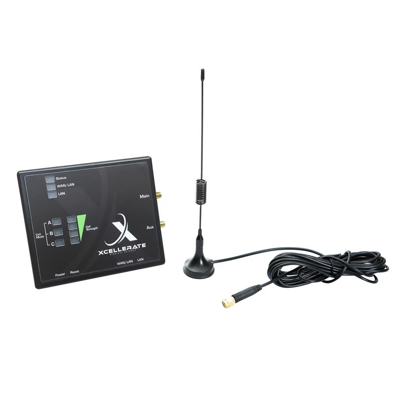 Xcellerate Wireless 3G ATM Modem - Antenna