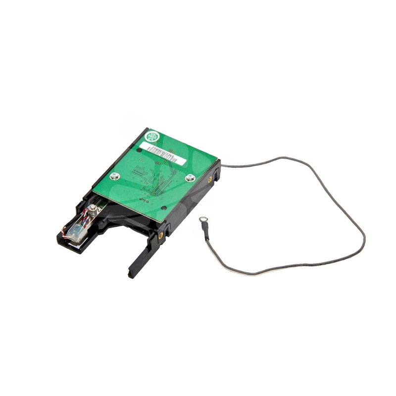 Refurbished card reader assembly for Hantle ATM models.
