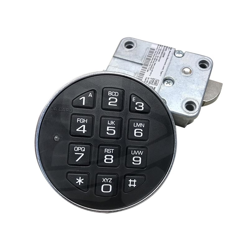 ATM basic electronic lock
