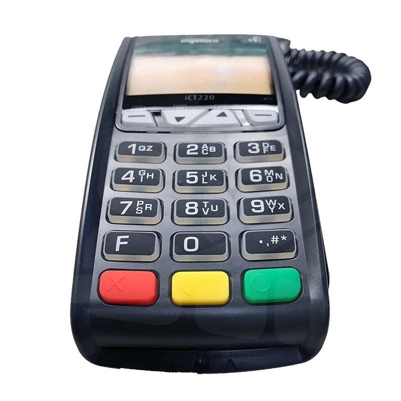 Ingenico iCT220 Dual Comm EMV POS Terminal - ATMTrader - Buy ATM