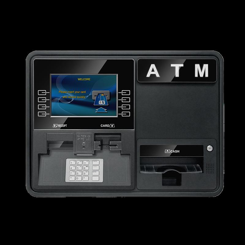 Genmega ONYX-W Wall ATM - View 1