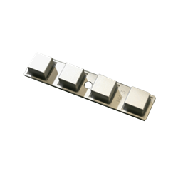 The function key cap works for either left or right. This does not include the function key control board.