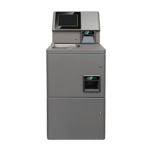Hantle CRM4000 Coin Deposit Kiosk - View 1