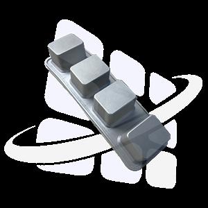 Nautilus Hyosung Function Key Rubber Cap - Halo Series