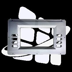 "Genmega 2500 LCD 8"" Bezel Only"
