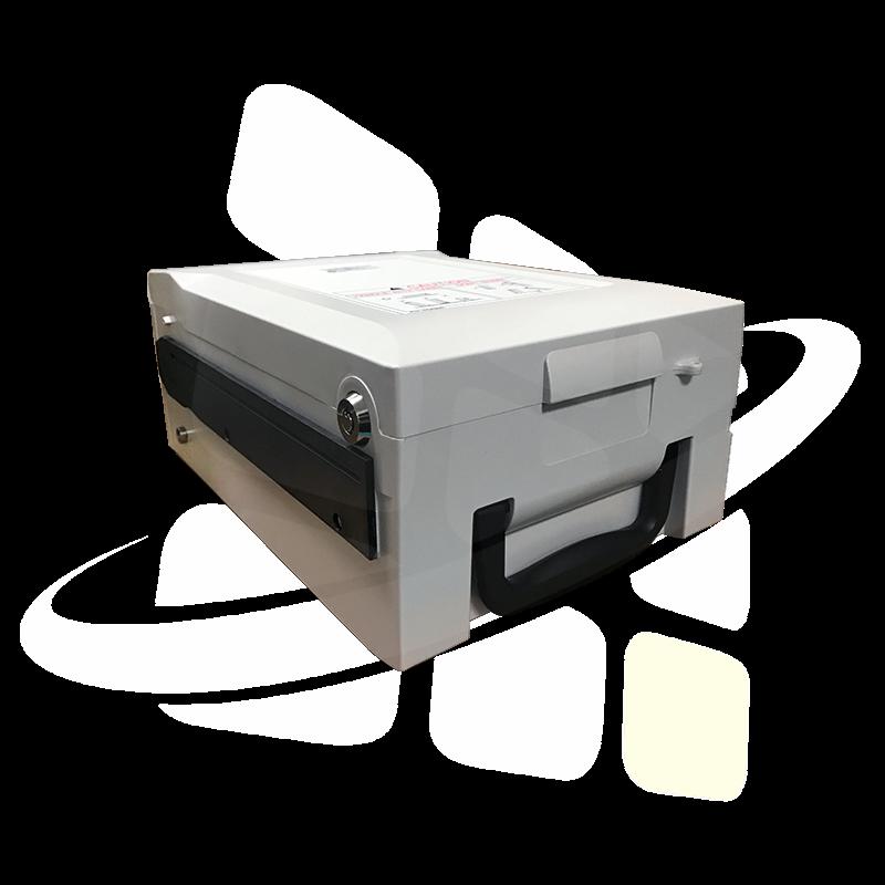 Nautilus Hyosung 2000 Note Plastic Cassette