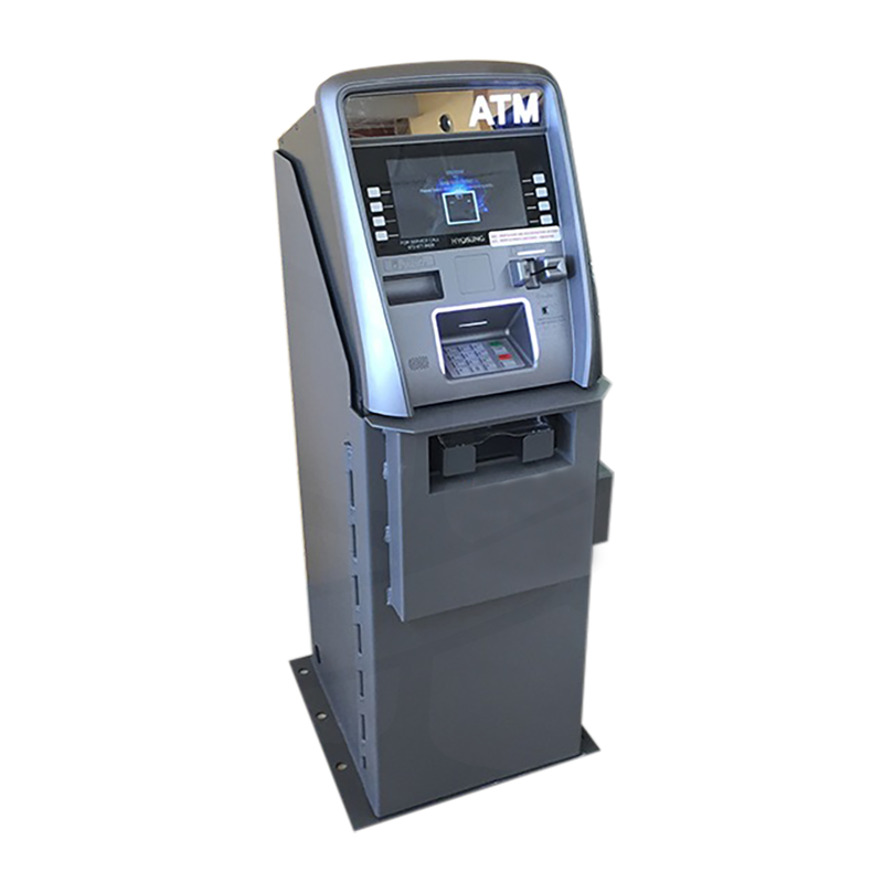 Indoor Slim ATM Vault Surround