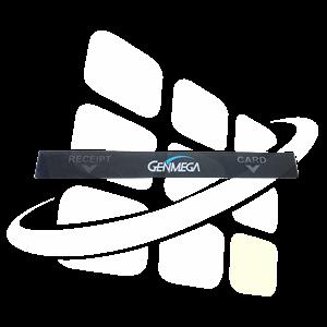 Genmega Receipt/Card Reflective Window