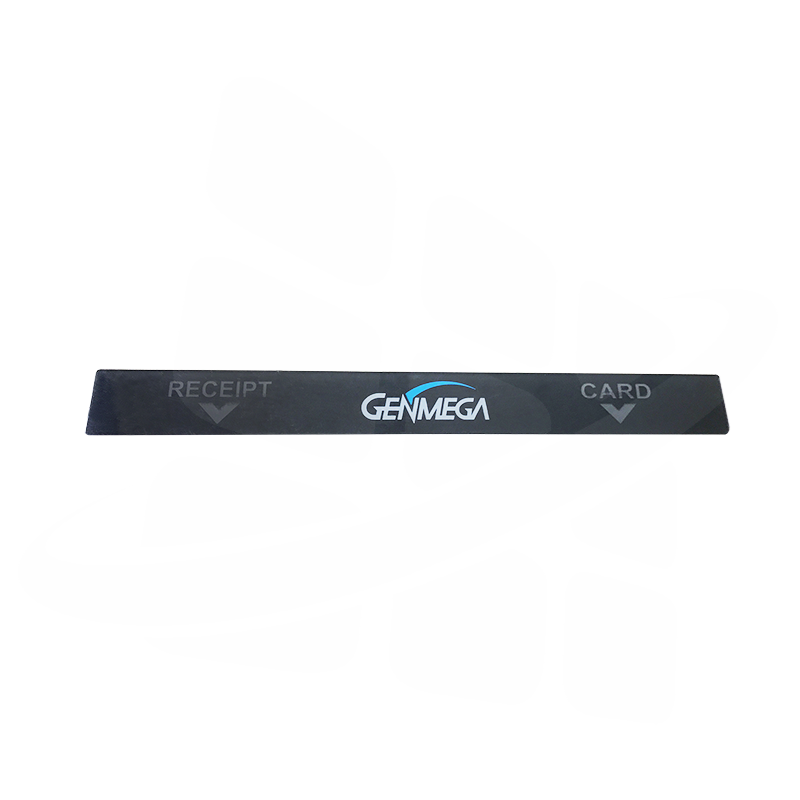 Genmega Receipt/Card Reflective Window