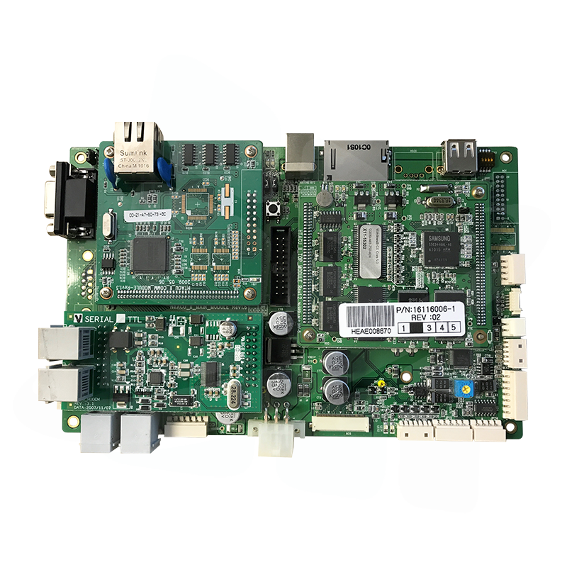 Genmega ACU 3/5 Mainboard with Modem TCP/IP - ATMTrader - Buy ATM