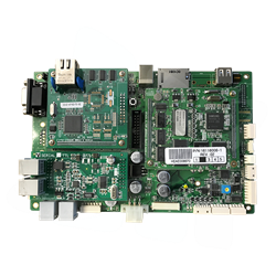 Main board with modem that supports TCP/IP. This holds all programming and journal entries. Please specify the model when ordering.