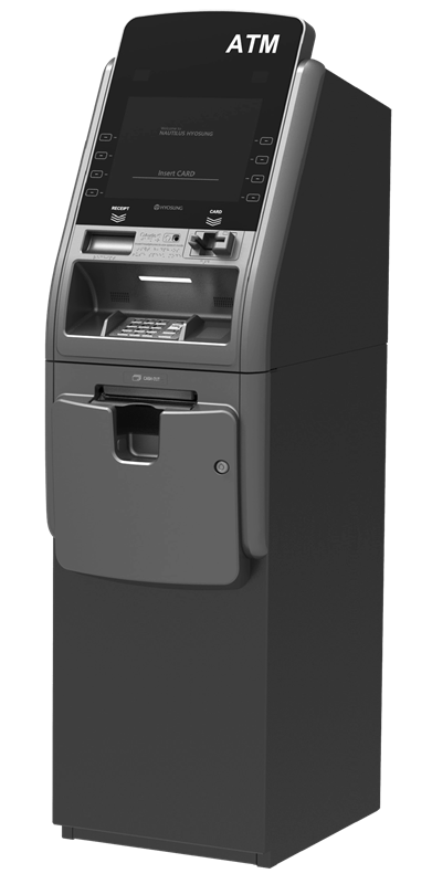 Nautilus Hyosung NH 2800SE ATM Machine
