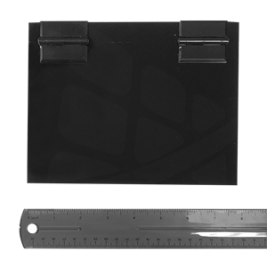 ATM Screen Cover - Black 7.875x6