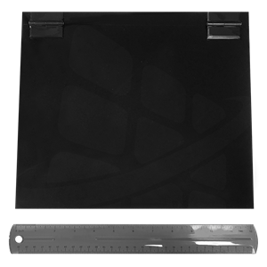 ATM Screen Cover - Black 12.25x10.5