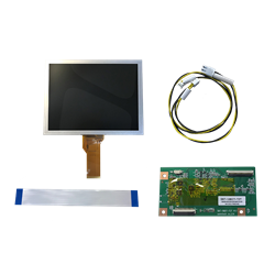 Nautilus Hyosung NH 1800SE LCD Upgrade Kit