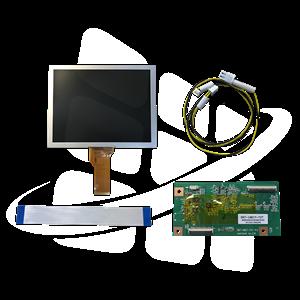 Nautilus Hyosung NH 1800SE LCD Upgrade Kit