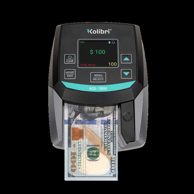 Counterfeit Bill Counter & Detector
